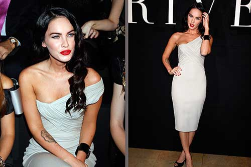megan-fox-paris-fashion-week-2. Beauty beckons beauty and this was the case