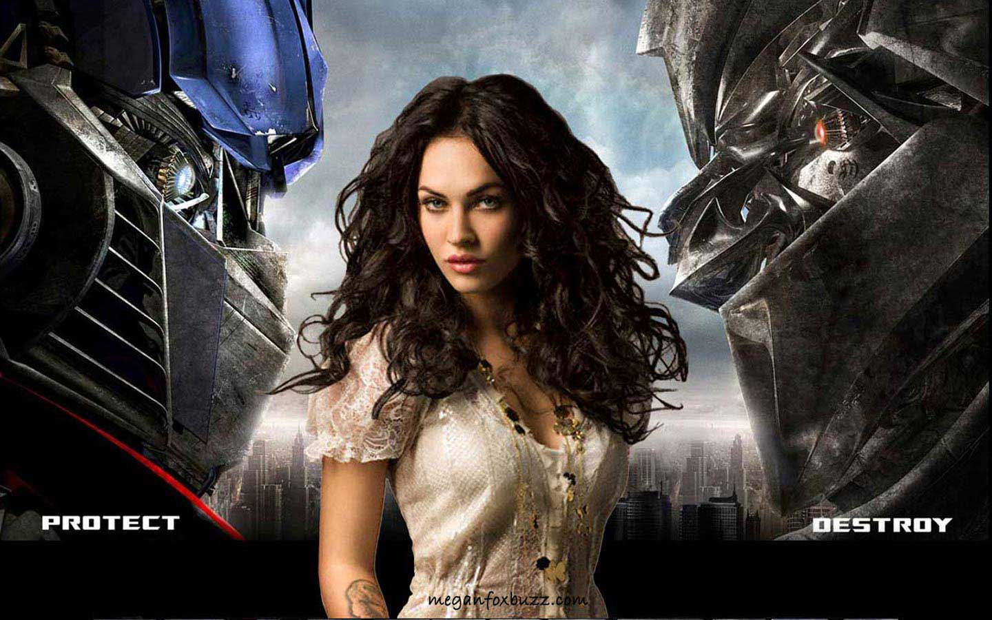 transformer Megan Fox Wallpapers Hot Celebrity Hollywood